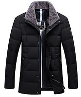 Стильная мужская зимняя куртка. Модель 61692, фото 1
