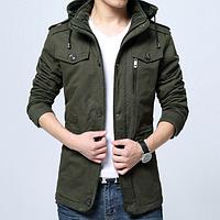 Мужская куртка. Модель 61804, фото 1