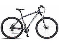"Велосипед Winner Pulse 17"" темно-серый"