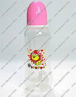 "Гр Бутылка для кормления приталенная 250 мл. 070 (120) ""ЗАБАВА"""