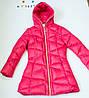 Пальто  на девочку демисезон  (рост 110-116 см)