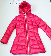 Пальто  на девочку демисезон  (рост 110-116 см), фото 1