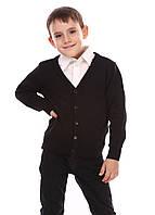 Кофта черная для мальчиков