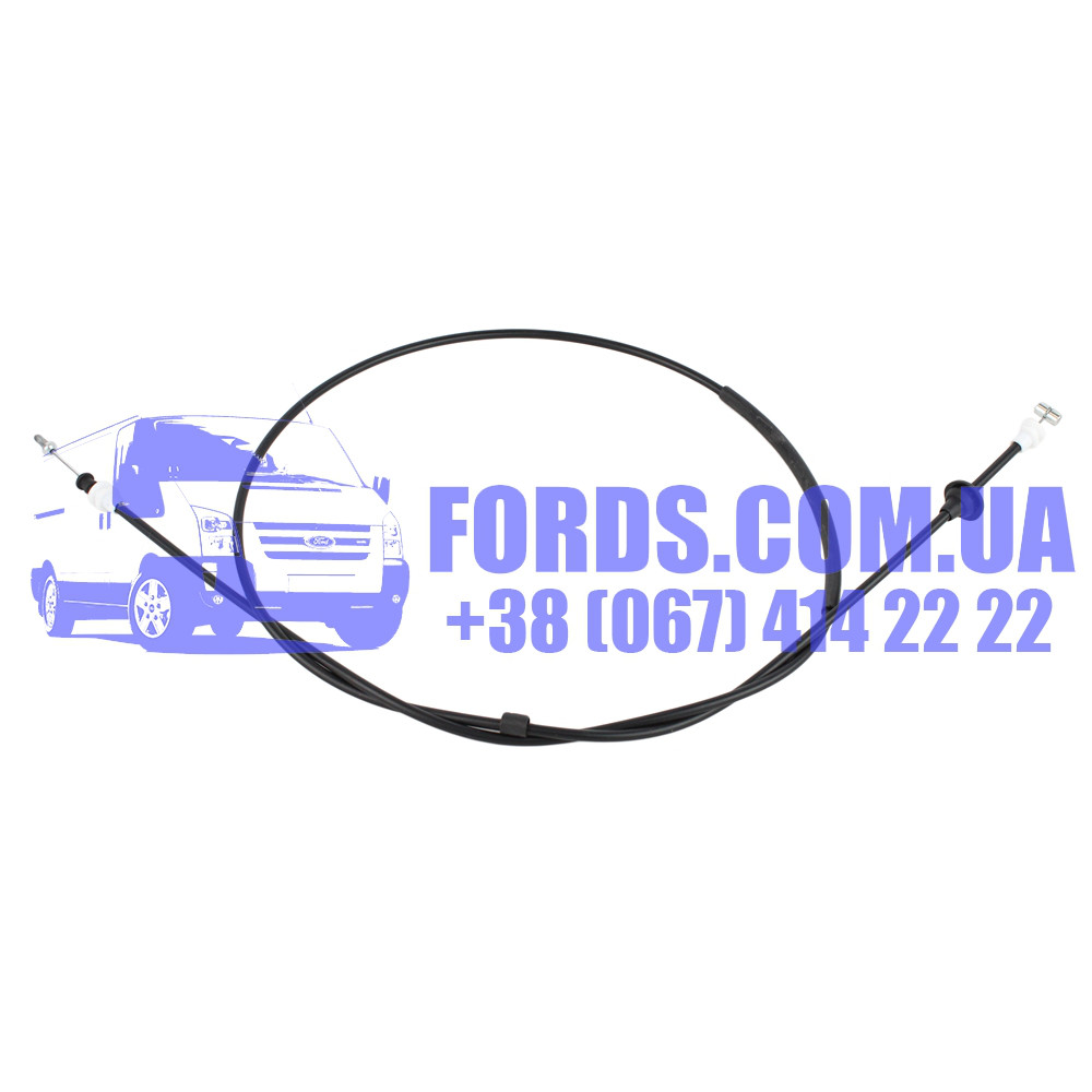 Трос капота FORD TRANSIT 1994-2000 (7301636/99VT16K746AA/GS7336) DP GROUP