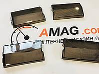 Задняя оптика (плафоны) ВАЗ 2101 (тонированная)