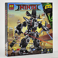 """Конструктор """"NJ"""" 10719 (18) """"Робот Гармадона"""" 775 деталей, в коробке"""