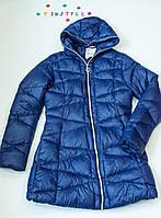 Пальто  на девочку демисезон  (рост 158-164 см), фото 1