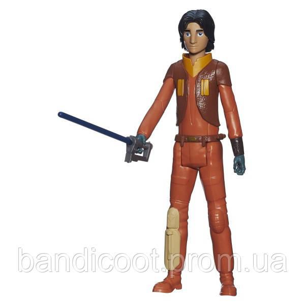 Фигурка Эзра Бриджер Звёздные войны - серии Повстанцы  Star Wars, Hasbro