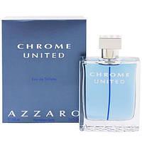 Azzaro Chrome United 100Ml Edt