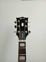 Изменение  формы головы китайской реплики Gibson 14