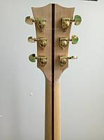 Изменение  формы головы китайской реплики Gibson 15