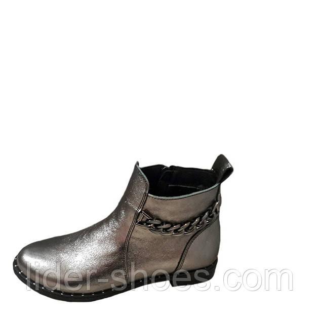 1dc2e1059 Женские кожаные ботинки на молнии : продажа, цена в Харькове ...