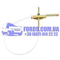 Трос ручника средний FORD TRANSIT 2000-2006 (4060870/YC152A793AE/BC2129) DP GROUP