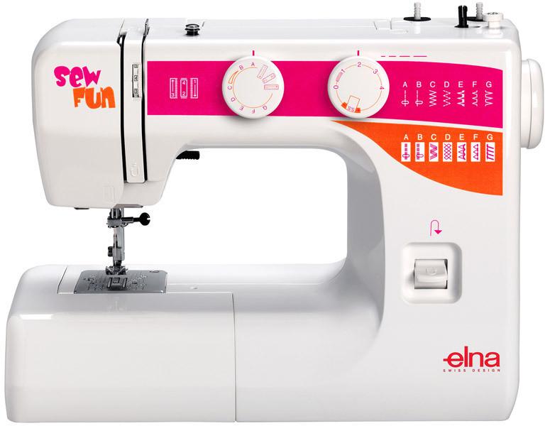 Швейная машина ELNA SEW FUN