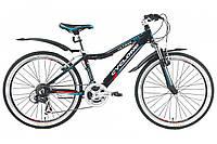 Велосипед Cyclone Ultima 24 черный