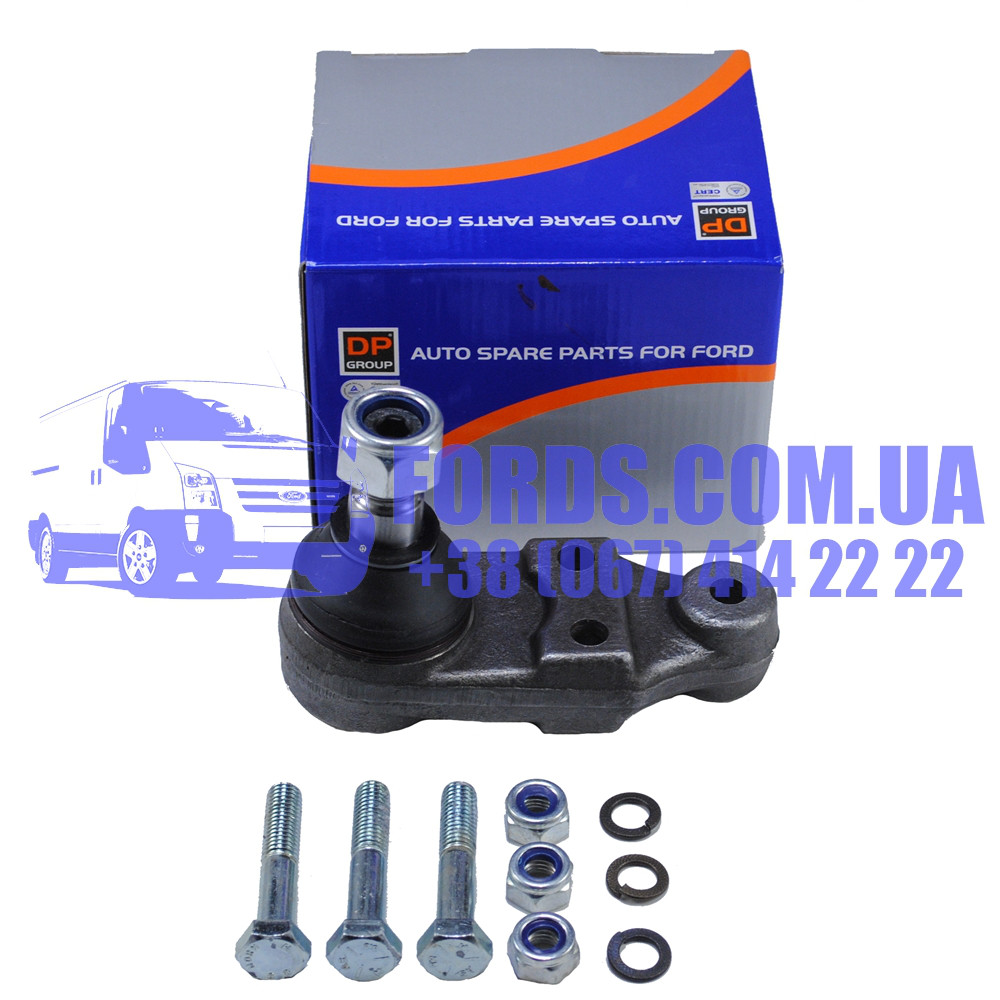 Шаровая опора FORD TRANSIT 1985-1991 (5021430/880X3K209GA/SS1156) DP GROUP