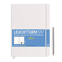 Блокнот Leuchtturm1917 Мастер Слим А4+ Белый (22,5х31,5 см) (345003), фото 1