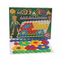 Мозаїка для малюків 1 (80 елементів) 2063