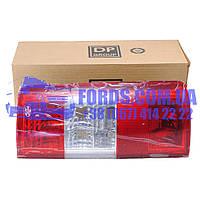 Фонарь задний FORD TRANSIT CONNECT 2002-2009 (Правый Без платы) (1369221/2T1413404AG/BP8923-R) DP GROUP
