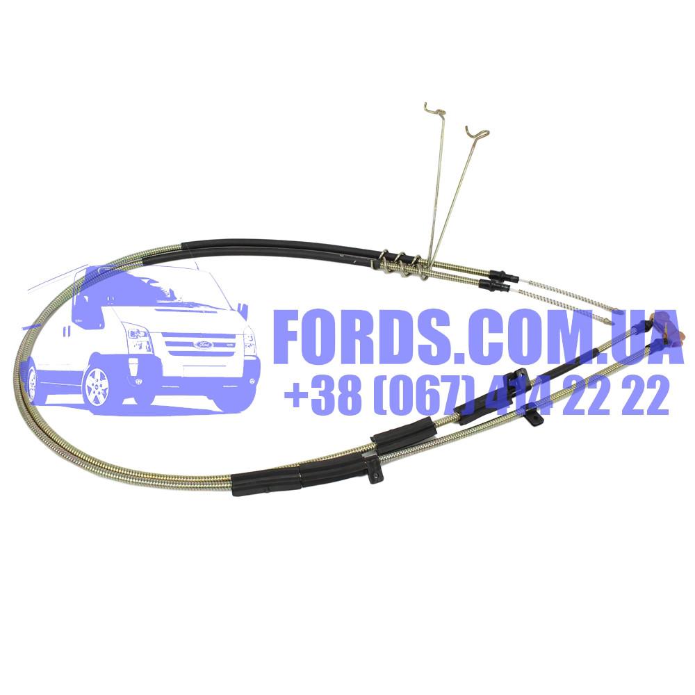 Трос ручника FORD CONNECT 2002-2013 (-ABS Высокая крыша) (5135365/7T162A603BD/BC3020) DP GROUP