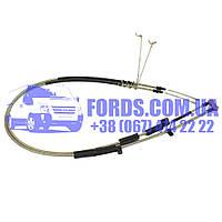 Трос ручника FORD CONNECT 2002-2013 (-ABS Высокая крыша) (5135365/7T162A603BD/BC3020) DP GROUP, фото 1
