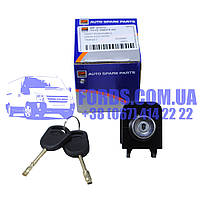 Замок капота FORD TRANSIT/CONNECT 2000-2006 (4124287/YC1516B970AD/BP21970) DP GROUP, фото 1