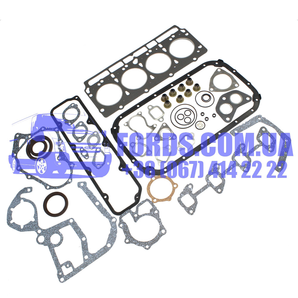 Набор прокладок двигателя FORD TRANSIT 1991-2000 (2.5DI) (T109290/924F6008AAT/ES1551) DP GROUP