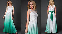 Платье длинное в расцветках 32639, фото 1