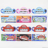 Пианино 68898 - 17616 (96) 6 видов, свет, звук, в коробке