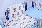 Комплект постельного белья Asik Морячок 8 предметов (8-286), фото 2