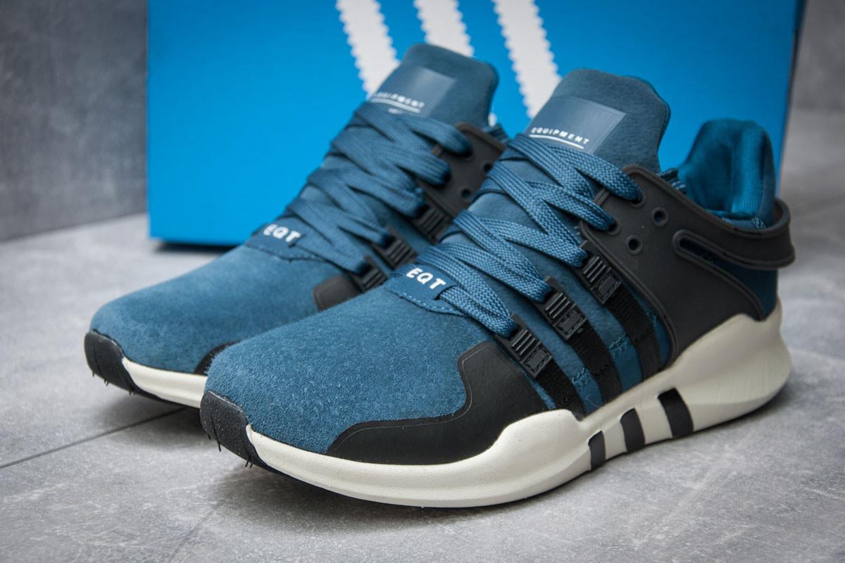 Кроссовки мужские 11995, Adidas  EQT ADV/91-16, синие ( 43  )