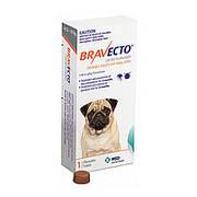 Бравекто Жевательная таблетка для защиты собак от клещей и блох 4,5 -10 кг