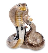 Коллекция CMS. Фарфоровые фигурки Змей