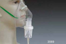 Небулайзер для взрослых с АМ-2 маскою