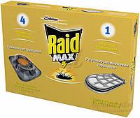 Приманка для тараканов Raid MAX c регулятором размножения 4 шт.