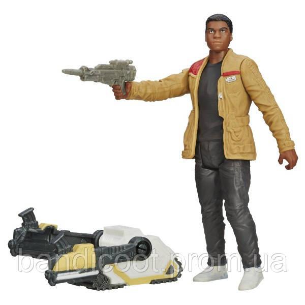Фигурка Финн Джакку - Миссия в пустыне, Star Wars, Hasbro