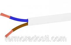 Силовой шнур ШВВП 2х0,75 (ЗЗЦМ) ГОСТ