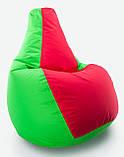Кресло груша «Комфорт Комби» из ткани Оксфорд 600, фото 9