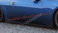 Диффузоры на пороги для Maserati Granturismo 2007-2011