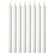 ДЖУБЛ Неароматическая свеча, белый, 35 см, 40154401, IKEA, ИКЕА, JUBLA