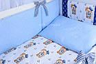 Комплект постельного белья Asik Морячок 8 предметов (8-286), фото 4