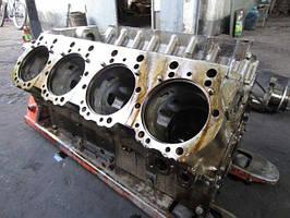 Блок цилиндров ЯМЗ-236 с хранения