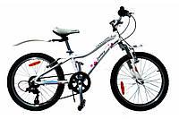 "Велосипед Cyclone Fantasy 11"" белый"