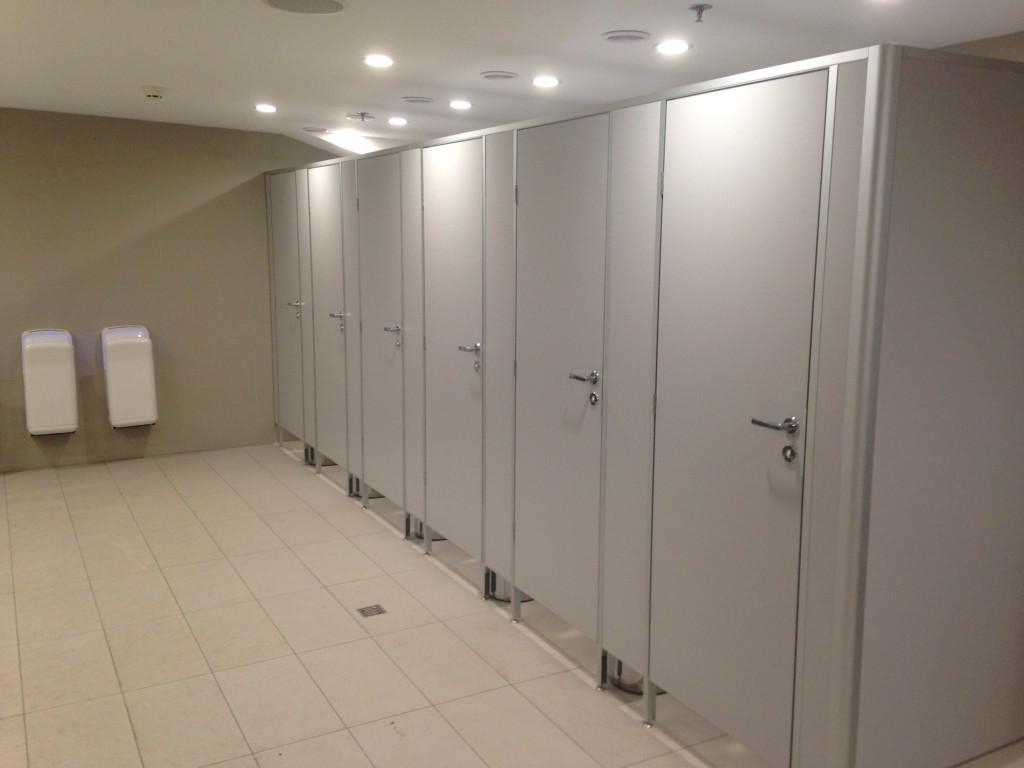"""Кабинки для общественных санузлов """"Элит"""" 25мм"""