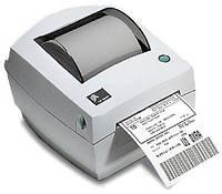 Термопринтер этикеток штрих кода Zebra LP 2844 Plus