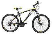 "Горный велосипед TITAN Scorpion 24"" (Black-Gray-Yellow)"