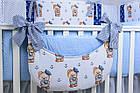 Комплект постельного белья Asik Морячок 8 предметов (8-286), фото 5