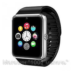 Умные часы Smart Watch GT-08 (black, silver, gold, red)!Лучший подарок, фото 3