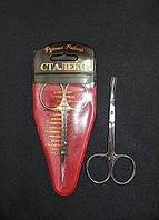 Маникюрные ножницы сталекс кутикульные Н-01