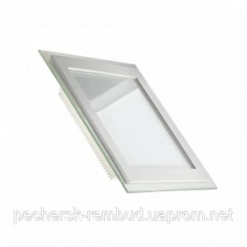 Светодиодный светильник ДВО downlight 12Вт